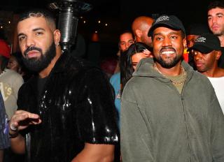 Drake x Kanye