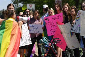 Valor Christian protest