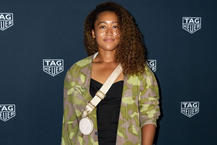 TAG Heuer Celebrates Naomi Osaka And Tennis Family