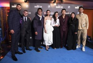 """UK Gala Screening Of Marvel Studios' """"Shang-Chi And The Legend Of The Ten Rings"""""""