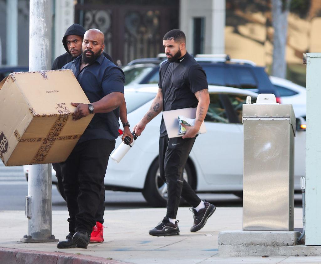 Celebrity Sightings In Los Angeles - May 27, 2021