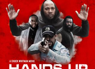 Hands Up Poster