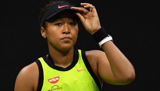 Photo of Naomi Osaka Announces Break From Tennis After Frustrating US Open Loss To Leylah Fernandez [VIDEO]