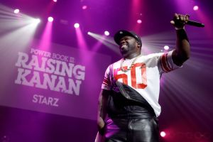 Power Book III: Raising Kanan Global Premiere Event And Screening In NYC