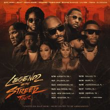 Rick Ross, Jeezy, Gucci Mane, and 2 Chainz Co-Headline the Legendz of the Streetz Tour Formerly Feed the Streetz