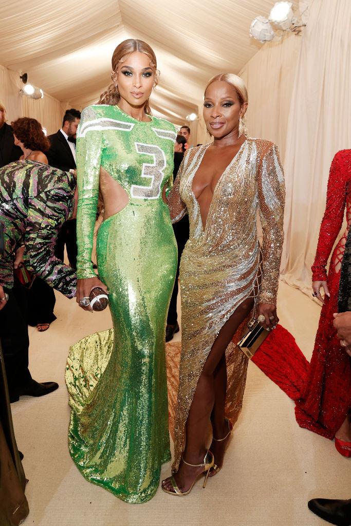 Ciara And Mary J. Blige