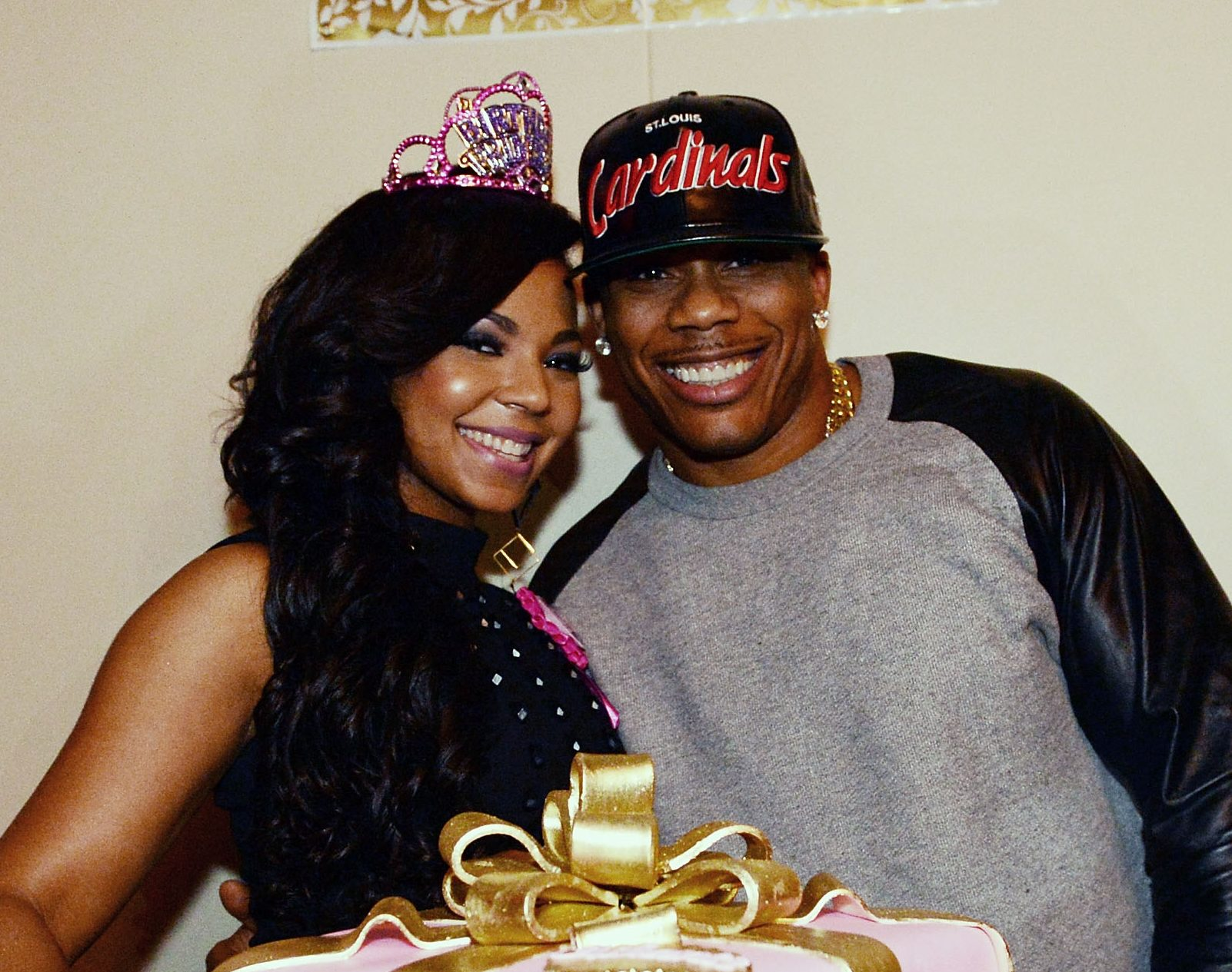 Ashanti's Surprise Birthday Dinner