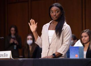 US Gymnasts Testify As Senate Examines FBI's Handling Of Larry Nassar Investigation