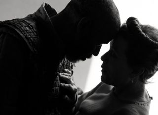 Key Art and Image for A24's The Tragedy Of Macbeth