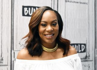 """Build Presents Sanya Richards-Ross Discussing Her Book """"Chasing Grace"""""""