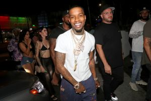 Tory Lanez Attends The 1990 Farewell Party