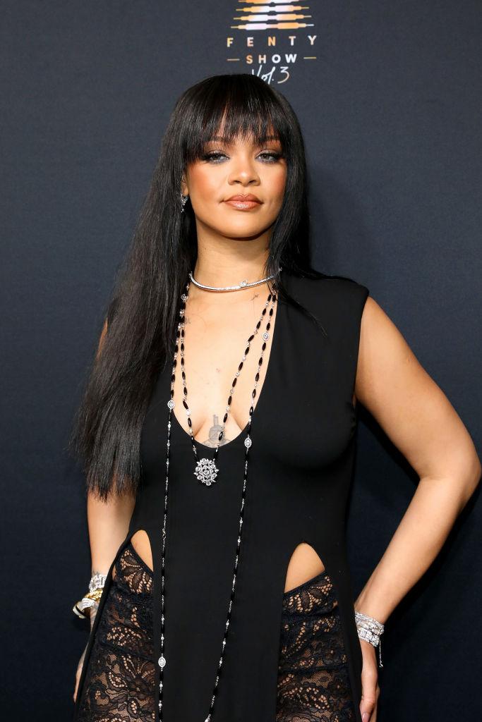 Rihanna's Savage X Fenty Show Enlists Baddies Bia, Jazmine Sullivan, Erykah Badu & Others Dripping In Fenty Fineness
