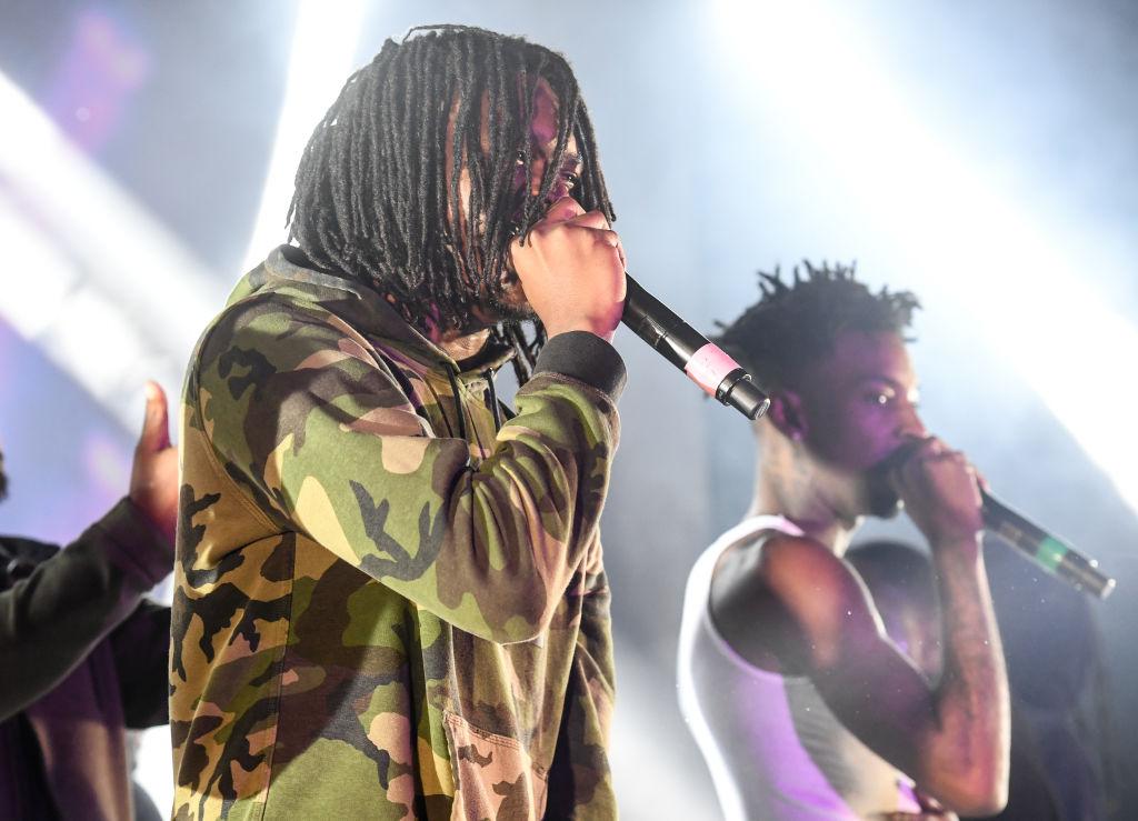 21 Savage In Concert - Atlanta Georgia