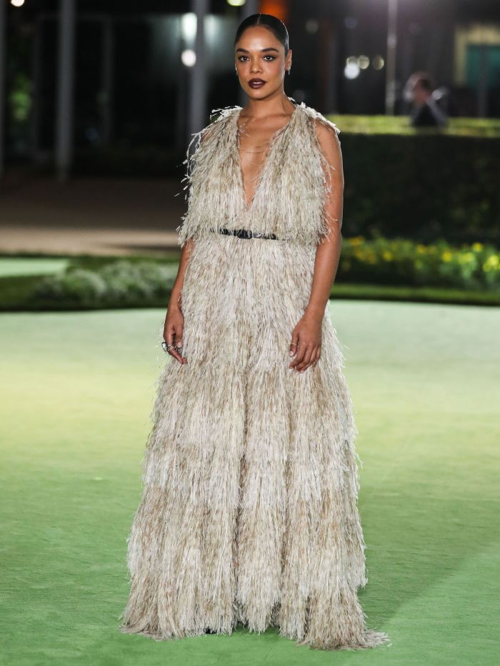 Tessa Thompson at The Academy Museum Of Motion Pictures Opening Gala