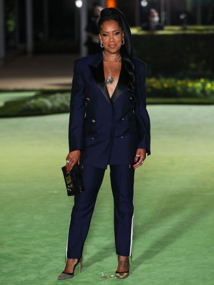 Regina King at The Academy Museum Of Motion Pictures Opening Gala