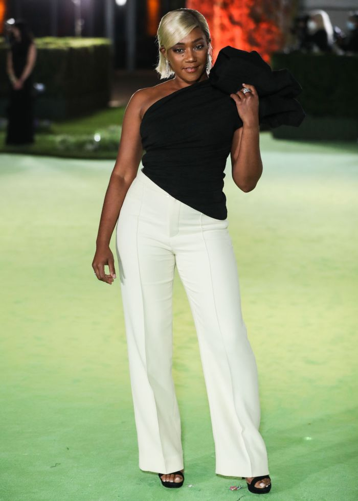 Tiffany Haddish at The Academy Museum Of Motion Pictures Opening Gala
