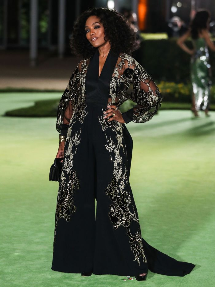 The Academy Museum Of Motion Pictures Opening Gala Angela Bassett