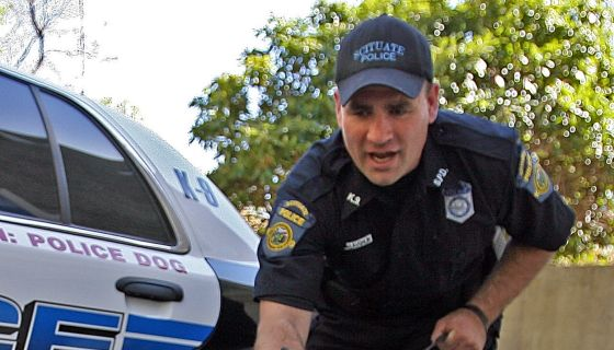 To Hell With 12: 3 Missouri Cops Investigated Following Viral Video Of Police Dog Attacking Black Ma ...