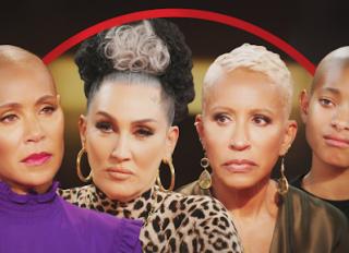 Red Table Talk BBL episode w/ Michelle Visage