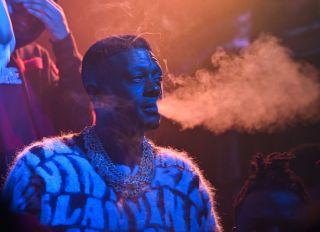 Boosie Hosts Opium Saturdays
