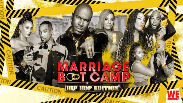 Marriage Bootcamp Hip Hop Edition Key art