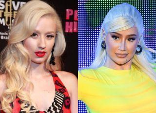 Iggy Azalea, Before and After