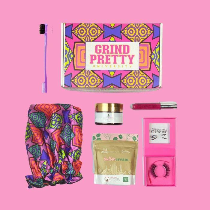 Reginae Carter pays homage to School Daze in HBCU themed Grind Pretty Campaign