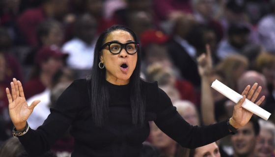 Dawn Staley Becomes Highest-Paid Black Women's Coach In College Sports With $22.4 Million Extension ...