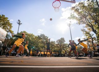 Curry Brand Community Day x Rucker Park