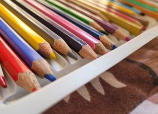 Pencil color